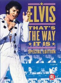Cover Elvis Presley - That's The Way It Is (Special Edition) [DVD]